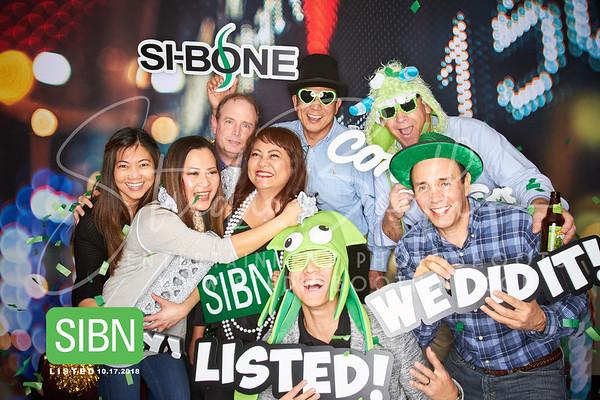 SI-BONE IPO Celebration