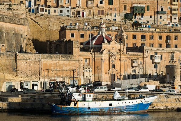 2013 05 03a Valletta Harbor