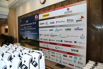 SID Annual Golf Tournament 2018