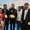 Photo with Andre Borschberg, Solar Impulse