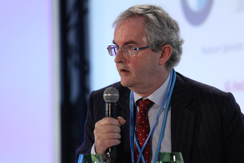 Jonathan Taylor, De-carbonising Global Energy Supply Panel
