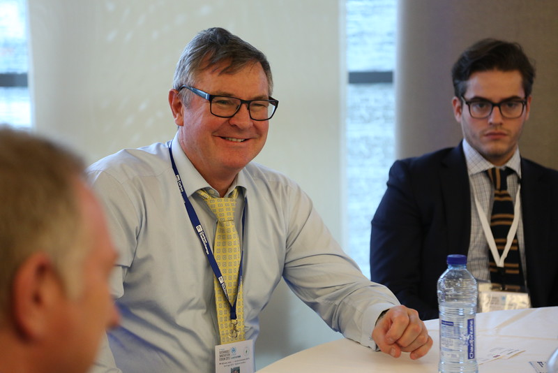 Expert-led & Rapporteur Style Discussion Roundtable with Wayne Sharpe