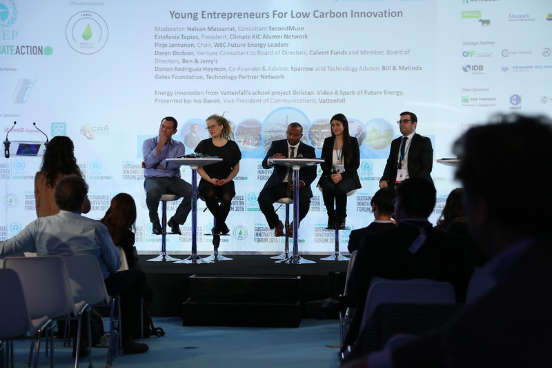 Young Entrepreneurs For Low Carbon Innovation