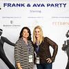 Frank and Eva party at Sonoma International Film Festival 2018