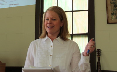 2014,   February Regional Meeting, w DA Lori Phillips Jones