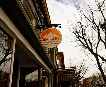 Sign's from Durango