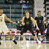STAN HUDY - SHUDY@DIGITALFIRSTMEDIA.COM<br /> Colonie senior Isaiah Moll had a Shenendehowa player assigned to him like Shen's Greg Monroe throughout Saturday's Section II Class AA final at the Cool Insuring Arena in Glens Falls. March 3, 2018.