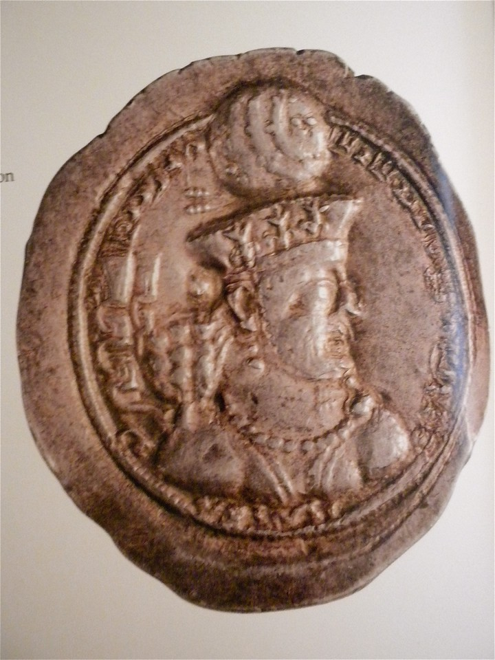 Silver Sasanian coin issued by Shapur III page 120