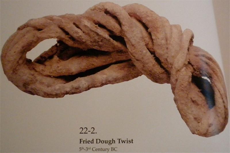 Fried dough twist page 122