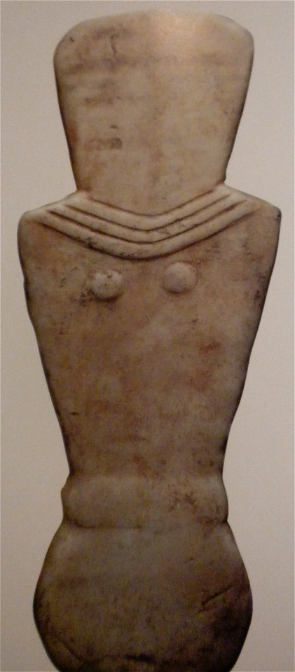 Stone femaie figure page 190