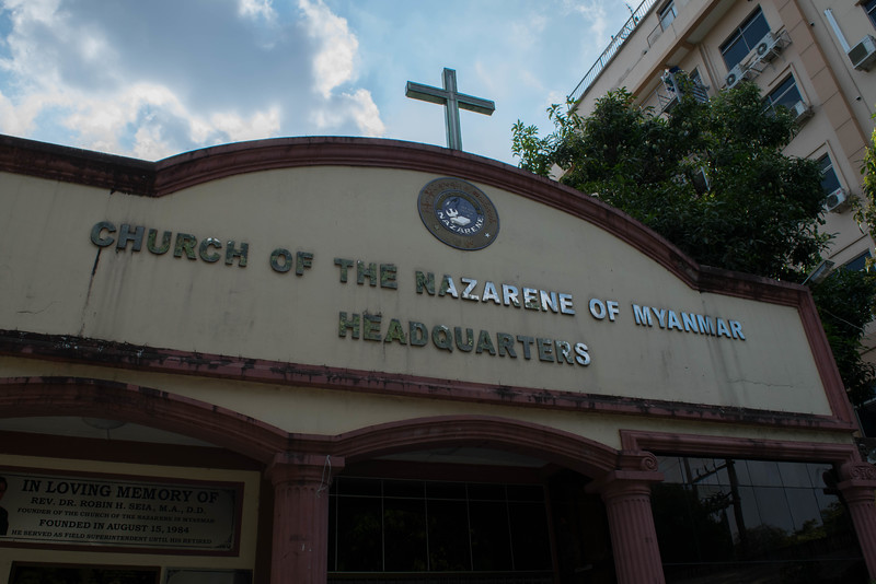 Yangon Naz Headquarters and Bible College