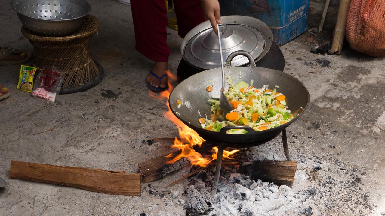 Stir-fry vetables