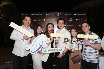 SINCLAIR APAC PARTNER MEETING 2019 GIF PHOTOBOOTH in DA NANG