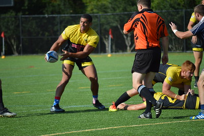 SIRC - Tiger Rugby at Kennesaw State 10/01/2016
