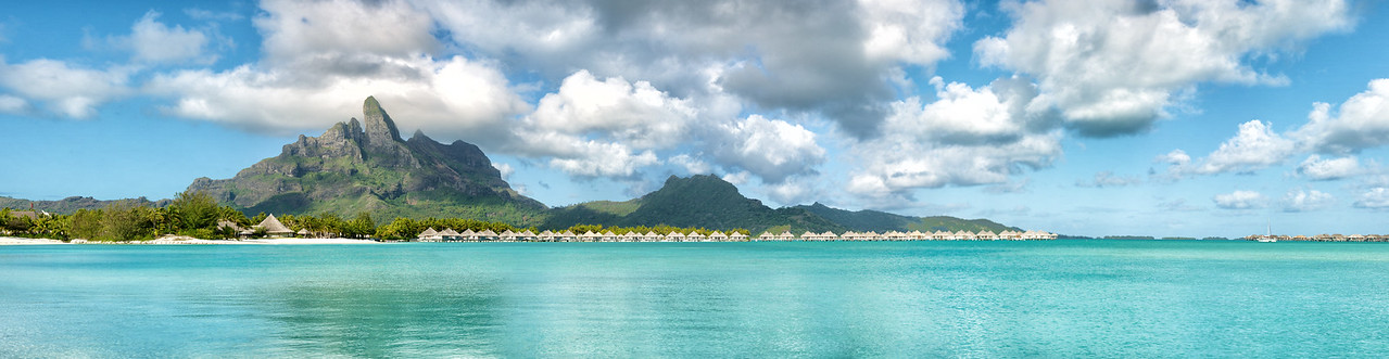 Ste Regis Bora Bora