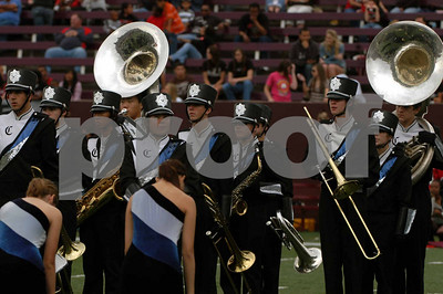 BAND, COLOR GUARD STARS NOV 18
