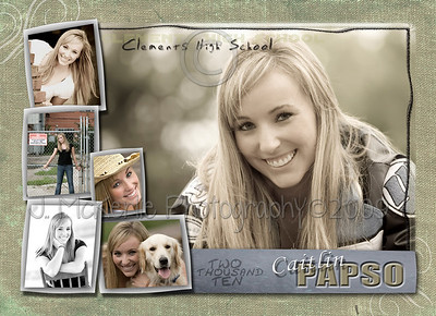 cp rep cards and collages