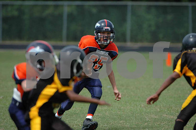 Ford Bend Youth Football 2007-2008