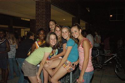 8th October 05, 2007 8th grade dance