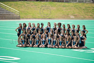 Clements Dance Team 2011-2012