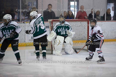 TAHA game 1  U12 Hitmen vs Dallas Stars