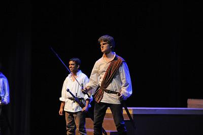 Macbeth Friday night