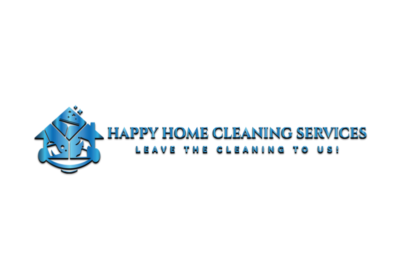 HAPPY HOME CLEANING SERVICES HR COBALT BLUE