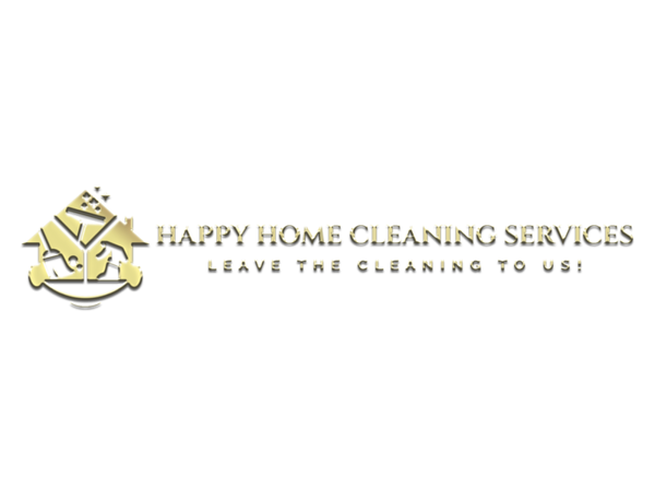 HAPPY HOME CLEANING SERVICES HR LIGHT GOLD