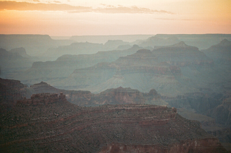 Canyon Dusk
