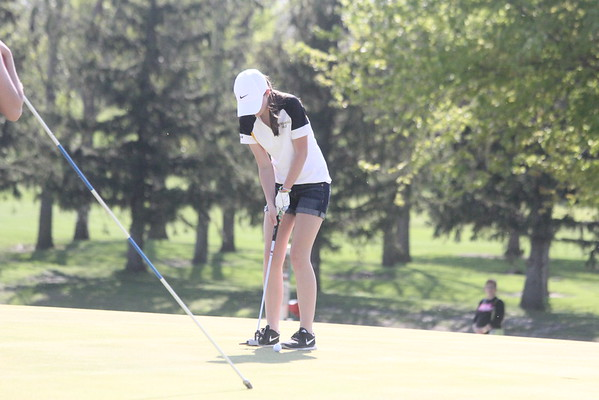 SIouxland Conference girls' golf 5-5-16