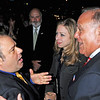 Mark Segal, Chelsea Clinton, Gov Ed Rendell and Director Rob Reiner Phila GLBT Pub Crawl