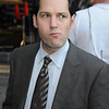 Paul Rudd on the James L Brooks Untitled Film Set