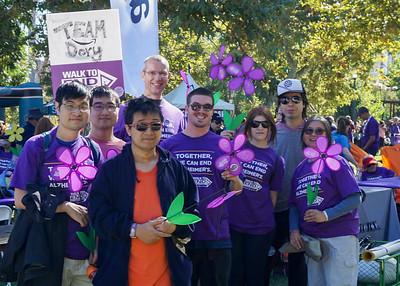 SJ Walk to End Alzheimer's 2017