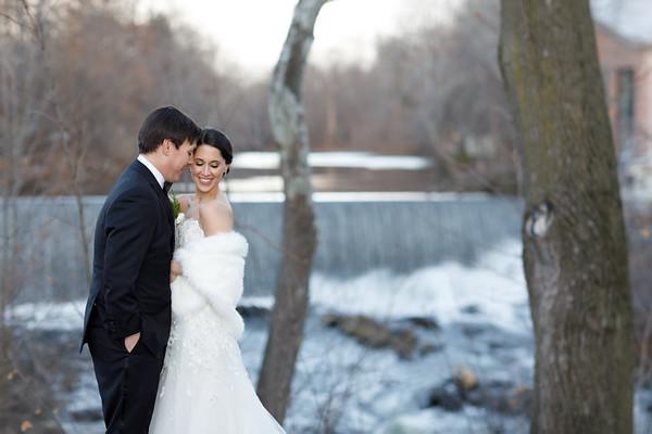 SARA + JONATHAN Wedding