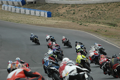 2007 750 Superbike Race - Sears Point