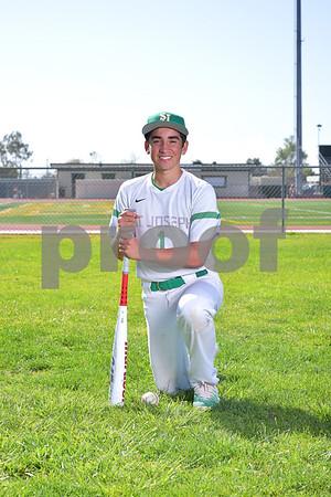SJHS Baseball 2017
