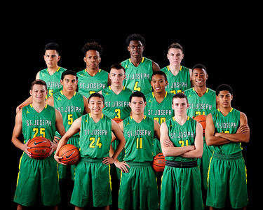 SJHS Boys Varsity Basketball 2017