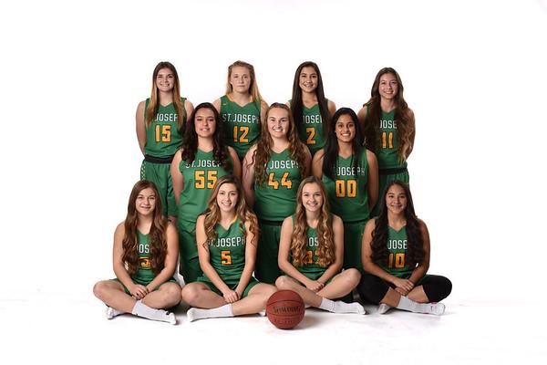 SJHS Girls Basketball