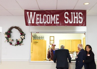 SJHS class '66-'72 50 year reunion, July 21, 2018