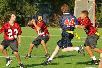 Varsity B Football 2011