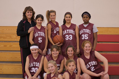 2009 JVA Basketball Season