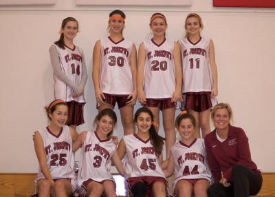 2010 Girls Varsity B