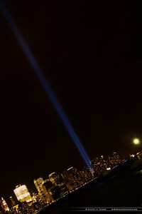 9-11 Tribute in Light 2