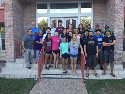 2017 SJV HS Youth Mission Trip to Eagle Pass