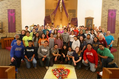 Spring 2018 Mission Trips to Eagle Pass