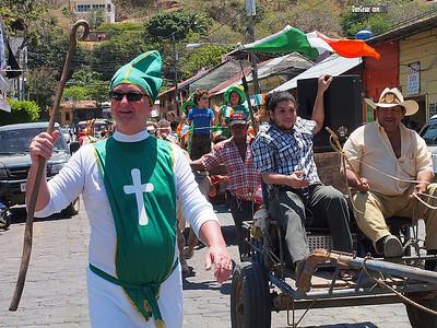 2014  St. Patrick's Day Oxcart Pub Crawl
