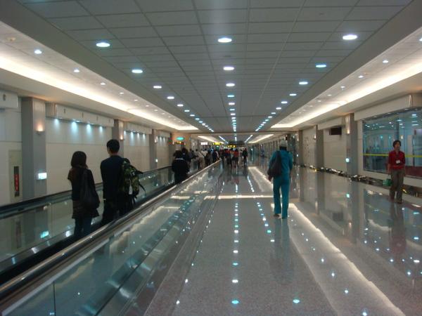Airport in Taiwan