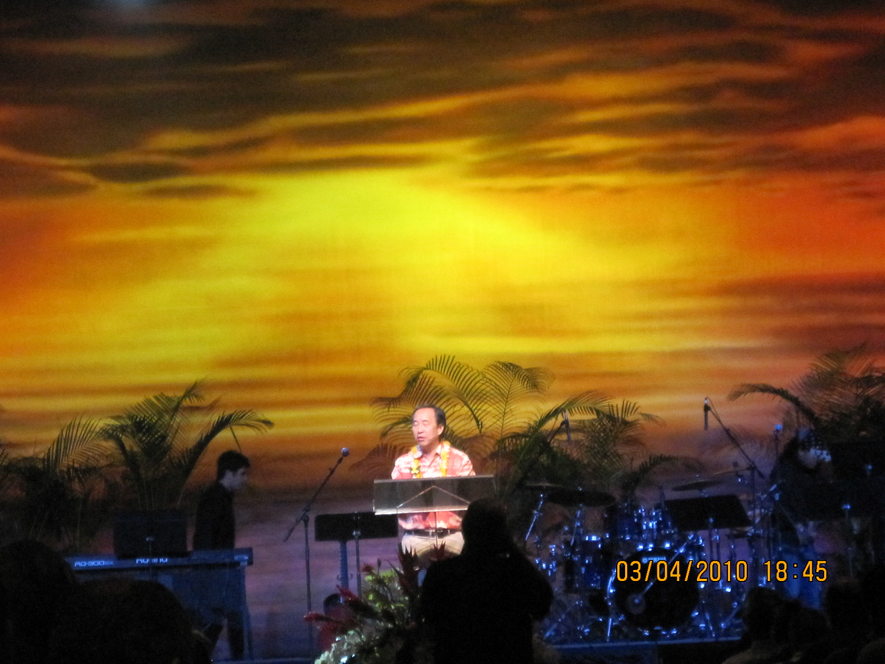 HIM founder Pastor Chun