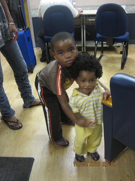 Obasi and Ikenna