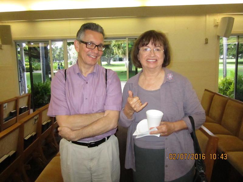 Ch. Jim Hinkler &  Barbara